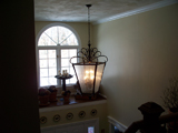 Chandelier install North Reading, MA